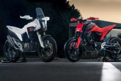 Honda CB125X CB125M Concepts