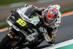 MBKAlvaro Bautista casco MotoGP Valencia 2018