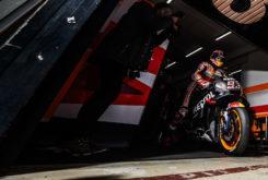 Marc Marquez Test Valencia MotoGP 2019