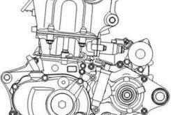 Motor Yamaha PreMoto3 1