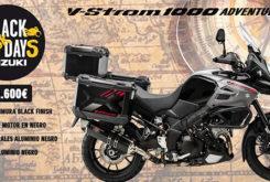 Suzuki V Strom Adventure Black Stock Days