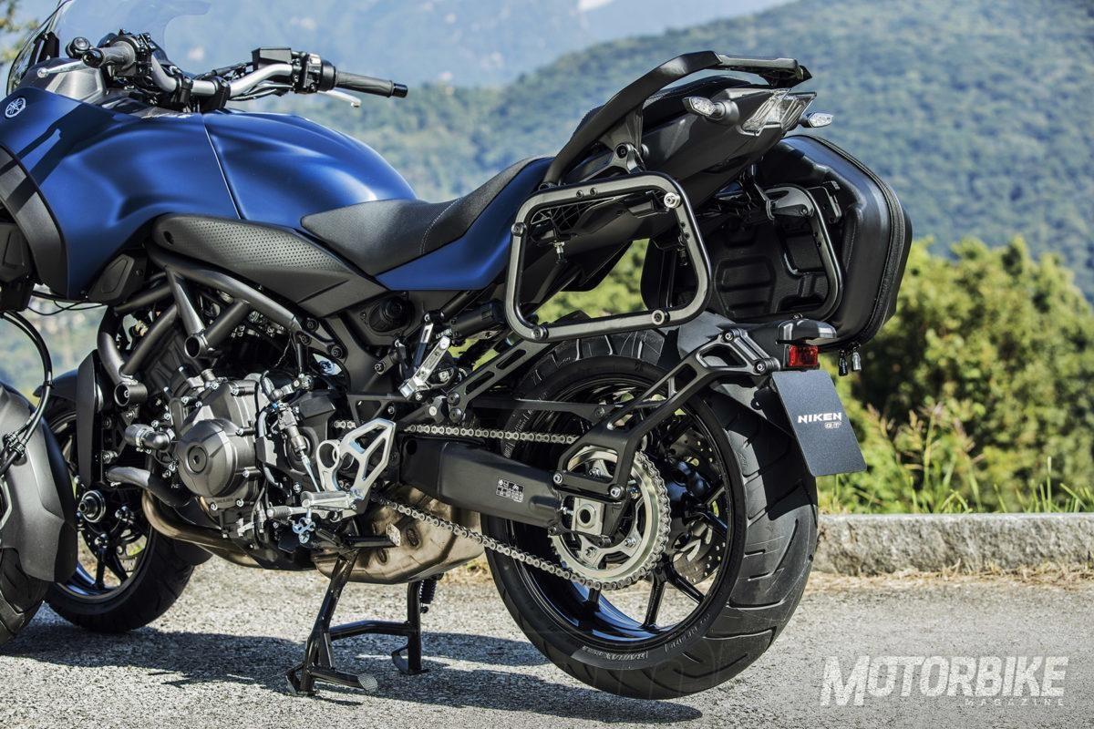 barajar La ciudad salida  Yamaha Niken GT 2019 - Precio, fotos, ficha técnica y motos rivales