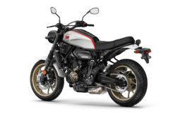Yamaha XSR700 XTribute 2019 Estudio 5