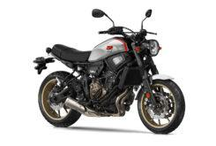 Yamaha XSR700 XTribute 2019 Estudio 6