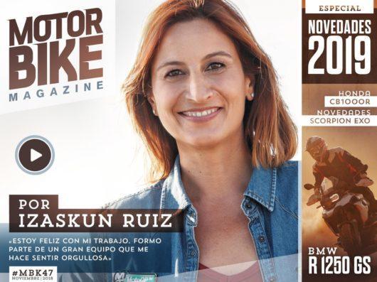 portada MBK47 Izaskun Ruiz