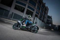 Mitt 125 GT 2019 pruebaMBK 11