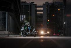 Mitt 125 GT 2019 pruebaMBK 14