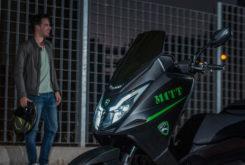 Mitt 125 GT 2019 pruebaMBK 17