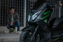 Mitt 125 GT 2019 pruebaMBK 18