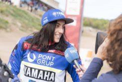 Sara García Dakar 2019 RTVE