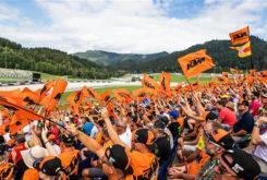 KTM FAN TRIBUNE Catalunya