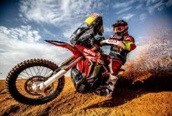 MBKJoan Barreda Dakar 2019 etapa 1