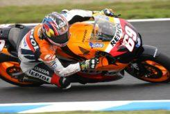 Nicky Hayden dorsal 69 MotoGP 01