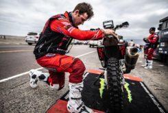 Ricky Brabec abandono Dakar 2019 01