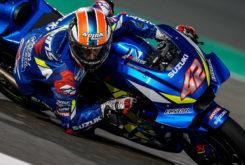 Alex Rins MotoGP 2019 Test Qatar