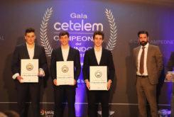 Gala Campeones Mundo RFME 201819