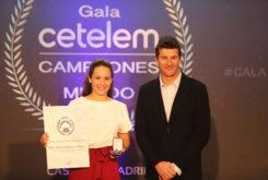 Gala Campeones Mundo RFME 201826