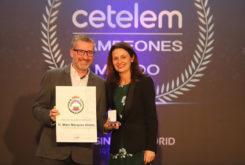 Gala Campeones Mundo RFME 201830