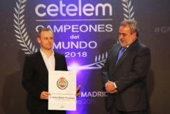 Gala Campeones Mundo RFME 20187