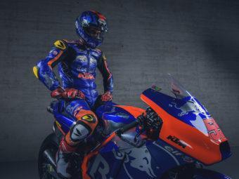 Hafizh Syahrin KTM MotoGP 2019