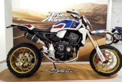 Honda CB1000R CRF450 Rally Africa Twin Brivemo