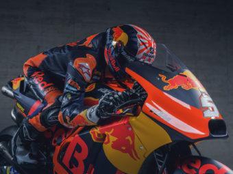 Johann Zarco KTM MotoGP 2019