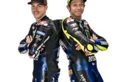 Maverick Vinales Valentino Rossi Yamaha MotoGP 2019 (6)