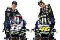 Maverick Vinales Valentino Rossi Yamaha MotoGP 2019 (8)