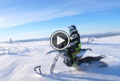 Play Husqvarna Enduro Snow FXR nieve moto