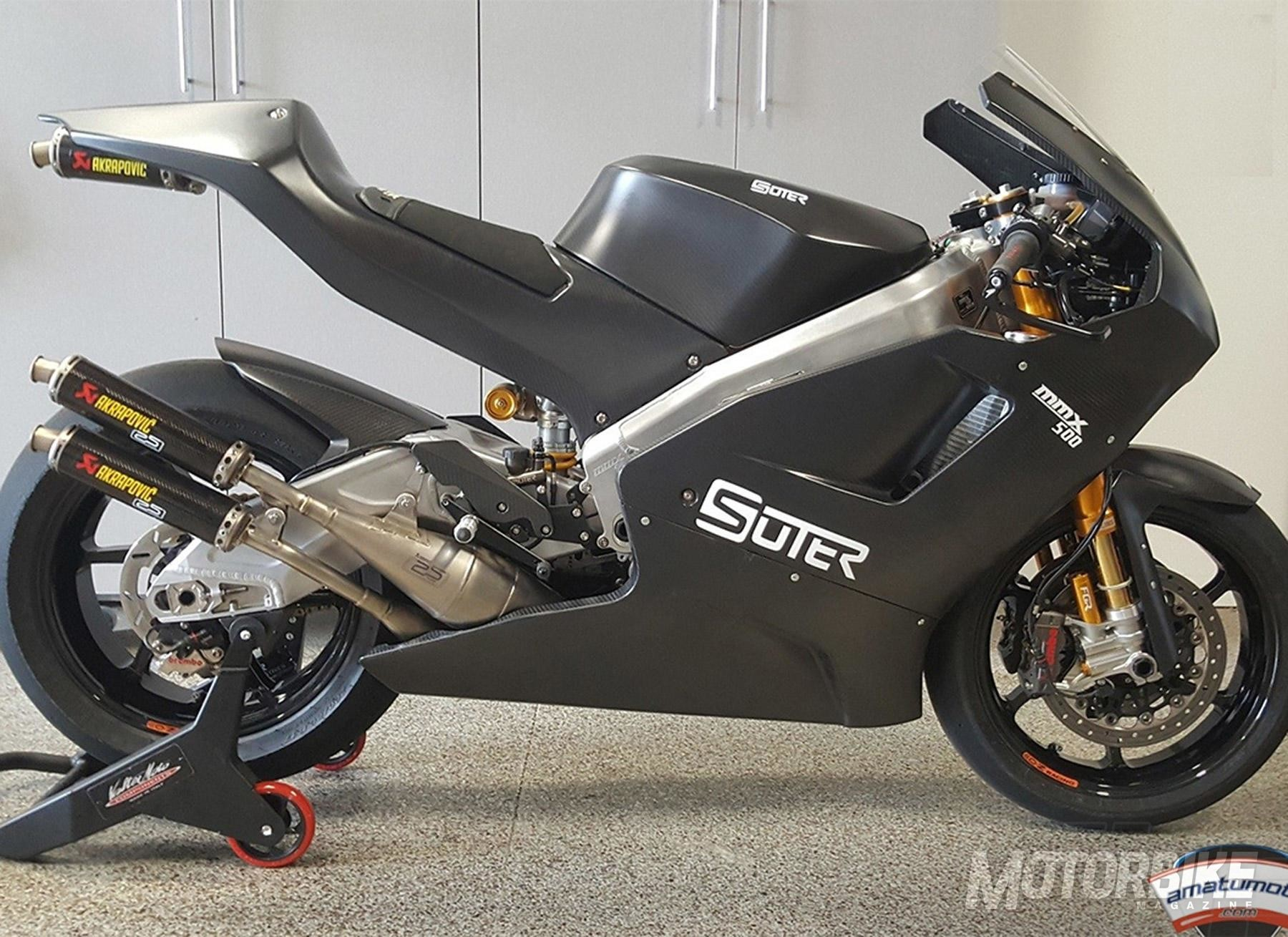 Suter Mmx500 De 2 Tiempos A La Venta Una De Sus 99 Unidades Motorbike Magazine