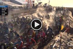 Vídeo Atasco EnduroPale Le Du Touquet