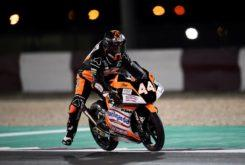 Aron Canet Moto3 Qatar 2019 pole