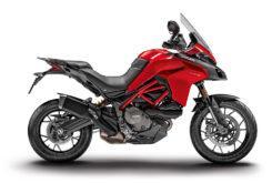 Ducati Multistrada 950 2019 color roja