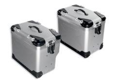 Ducati Multistrada 950s 2019 detalles extras accesorios maletas aluminio