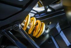 Ducati Multistrada 950s 2019 detalles extras accesorios suspension trasera