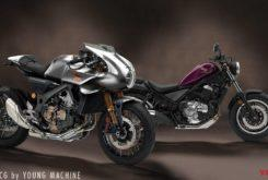 Honda GB1000TT Rebel 1000 BikeLeaks