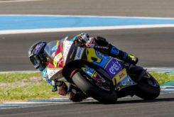MBKMotoE 2019 entrenamientos Jerez