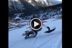 Marc Marquez moto nieve (2)