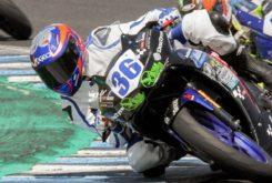 Marcos Garrido Accidente Jerez