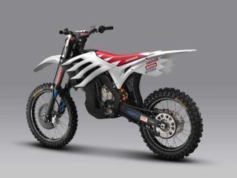Mugen E Rex moto electrica motocross (1)