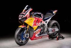 Nicky Hayden Honda CBR1000RR SP2 SBK3