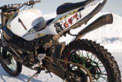 Suzuki GSX R 1000 motocross