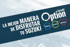 Suzuki option