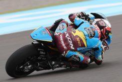 Xavi Vierge pole Moto2 Argentina 2019