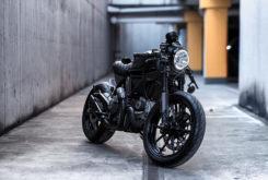 Ducati Custom Rumble Finalist 2018 The Batass