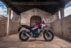 Honda CB500X 2019 lado