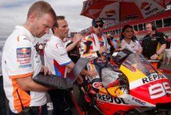 Jorge Lorenzo carrera MotoGP Argentina 2019 salida