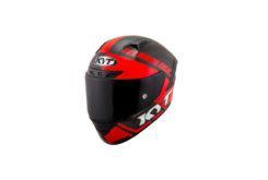 KYT NX Race D carbon red