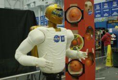 Toni Elias NASA suit