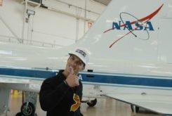 Toni Elias Suzuki NASA visit